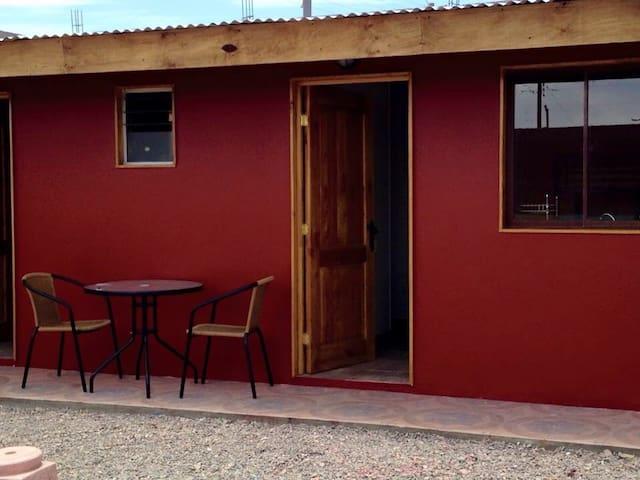 Cabaña matrimonial 2 - San Pedro de Atacama - Chatka