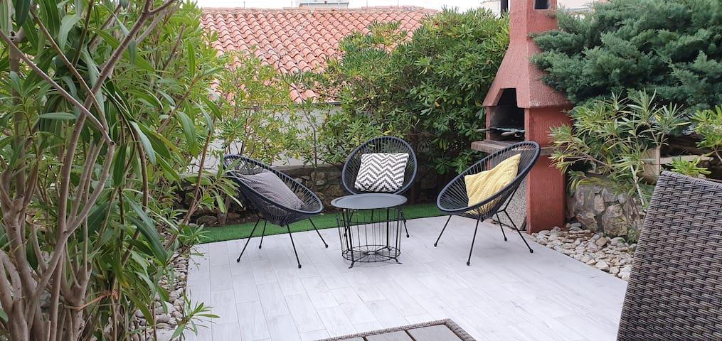 Apartman Green Garden Gajac