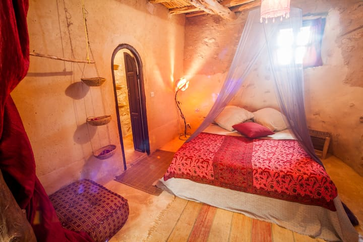 Canelle room , eco-lodge - essaouira - Bed & Breakfast