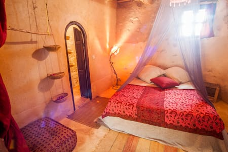 Canelle room , eco-lodge