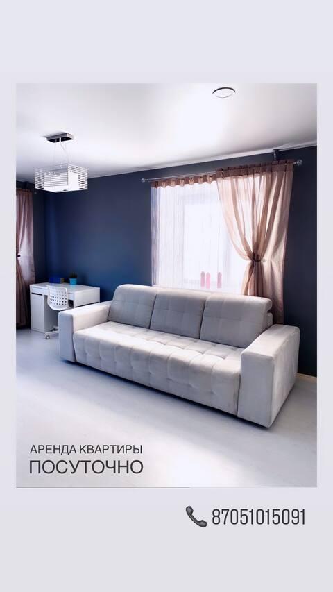 Квартира в самом центре г. Щучинск.