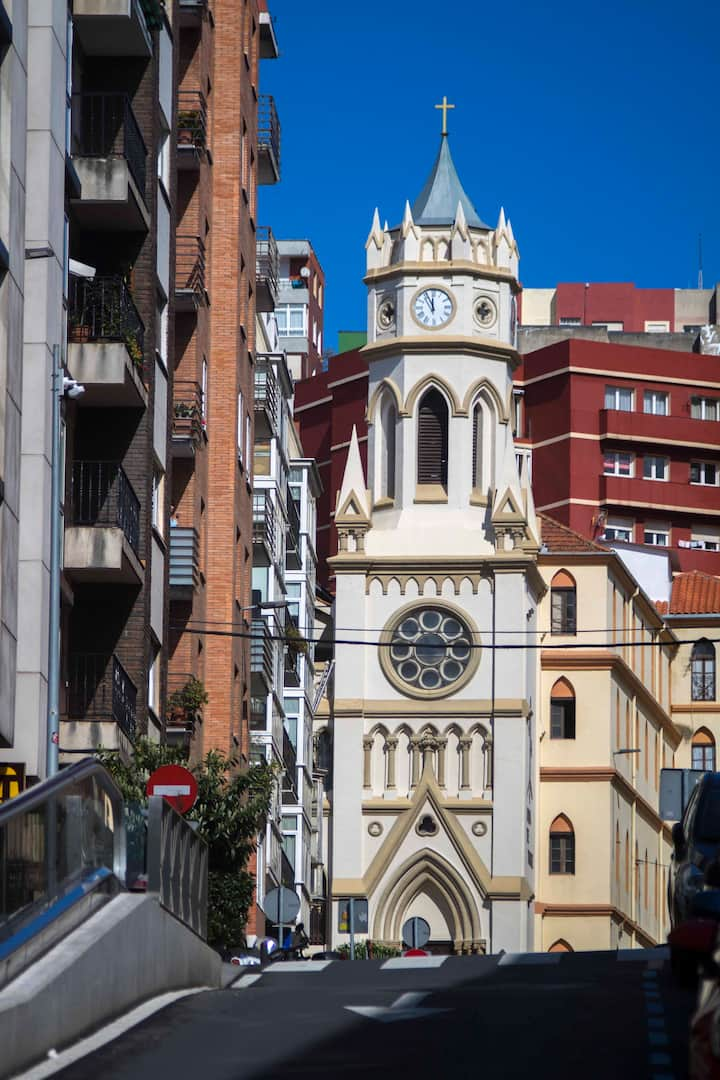 Церковь Кармен и Святой Терезы