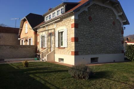 Chambres au coeur d'un village - Vailly-sur-Aisne