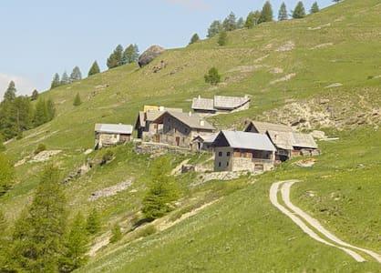 Chalet d'alpage Ceillac - Ceillac - Casa