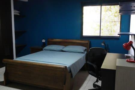 Habitación en Nuevo Horizonte - Cama doble