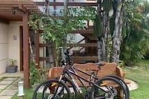 Bicicletas da casa