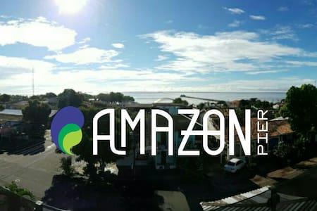 Amazon Pier Hostel