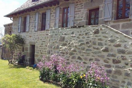 Un coin de Corrèze - Goulles - 단독주택