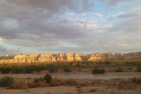desert experience - Ein Tamar