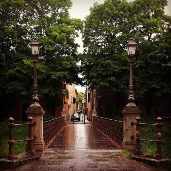Ponte su riviera San Benedetto