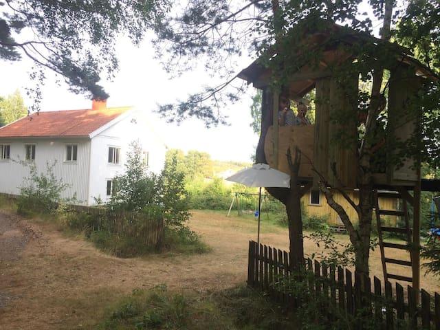 Newly Renovated House in Fjällbacka
