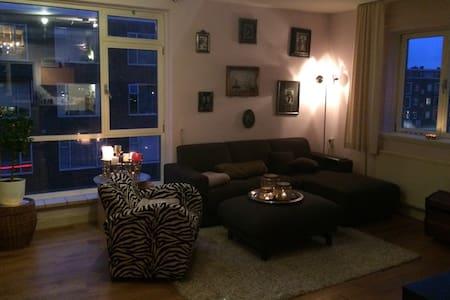 Lovely maissonette in city center - Rotterdam - Apartment