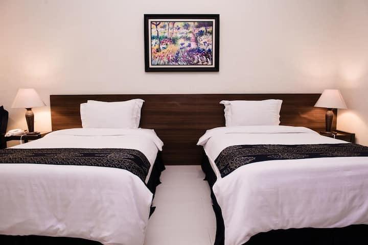 STANDARD ROOM ATSARI HOTEL