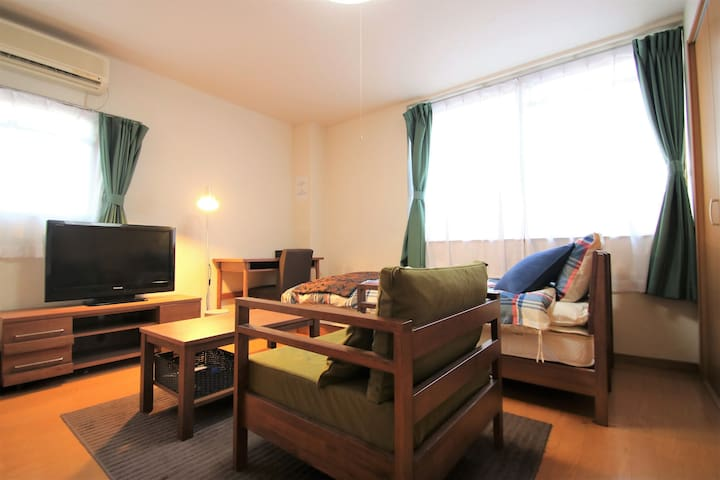 8min apartment from Kyoto sta, #201