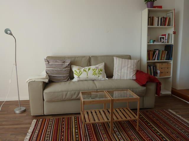 Cozy sunny 2 room flat in good location - Berlijn - Appartement