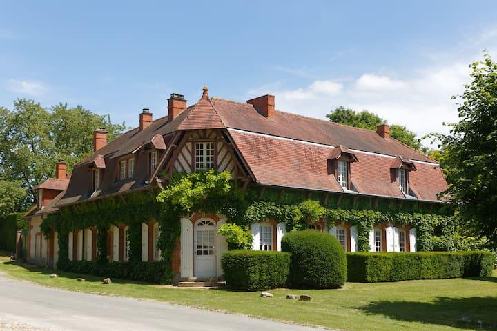 La maison des Corettes
