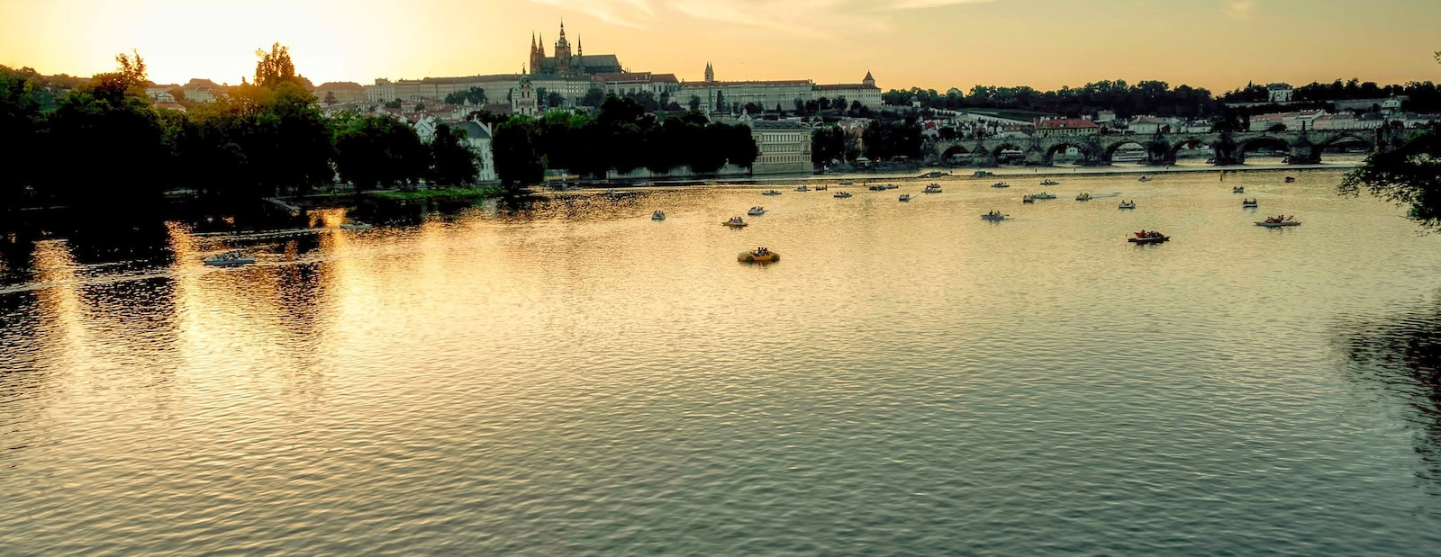 Vacation rentals in Prague 13