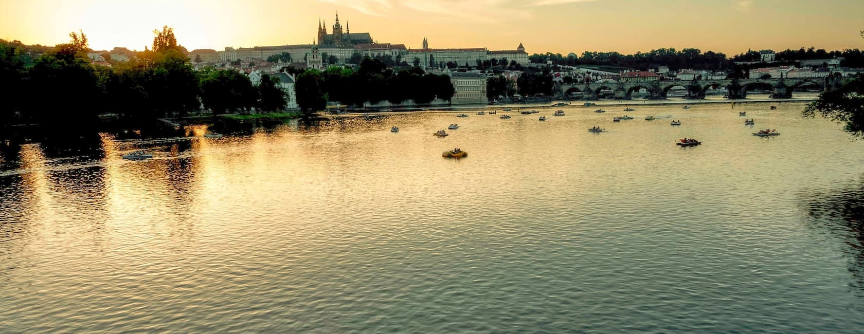 Vacation rentals in Prague