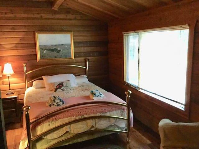 Bedroom #2 Upper Level / Queen Bed