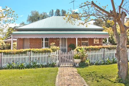 Quaint Heritage Cottage Close to Town Centre - Muswellbrook