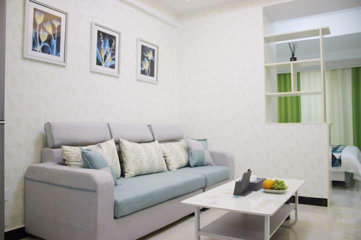 怀化(大享家)通程商业广场英泰国际服务式公寓享家优选套房