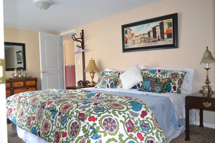 Great B&B suite for 4 or room for 2 in Windham, NY