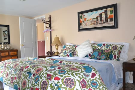 Great B&B suite for 4 or room for 2 in Windham, NY - Maplecrest - Penzion (B&B)
