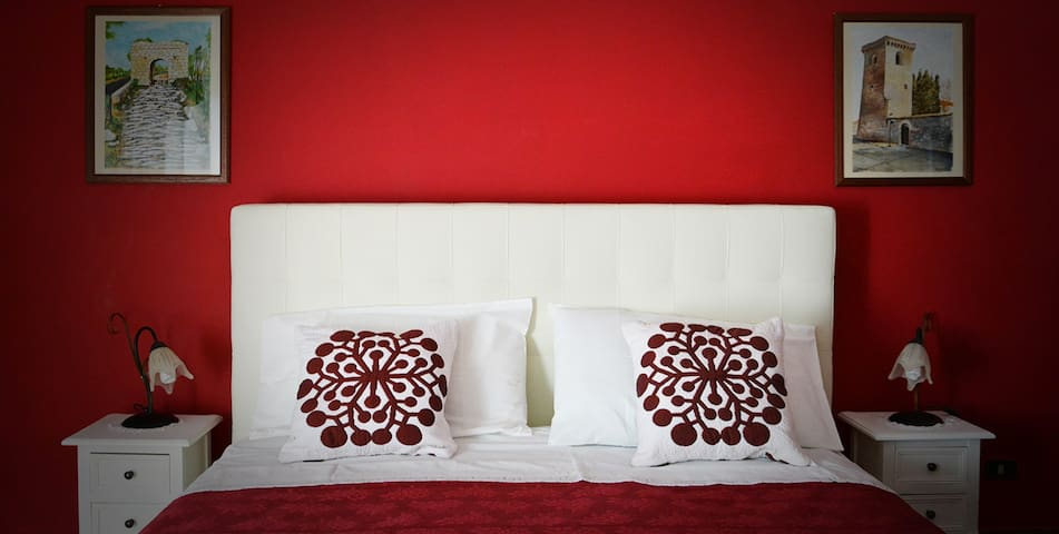 B&B Aquino in Terrazza - Le stanze di Adelasia