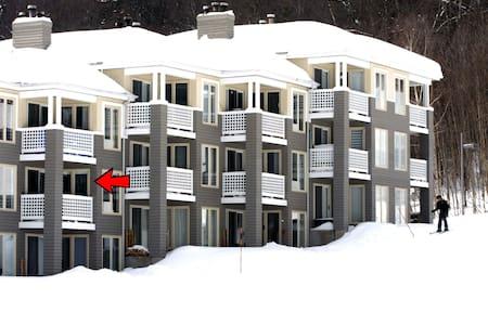 Chaleureux studio en montagne ski-in/ski-out
