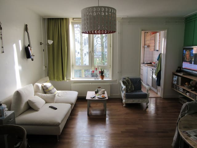 ideal Apartment for 2 persons 45m2