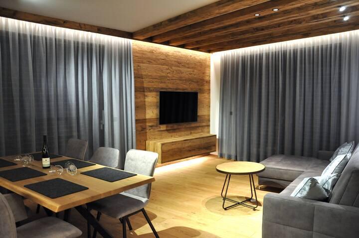 Das luxuriöse Apartment im Alpine Chic