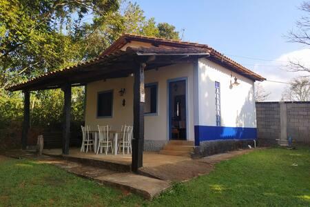 Hospedaria Villa Mariana/ casa com de dois quartos