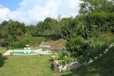 Agriturismo Marcigliana antica fattoria e piscina - Muu
