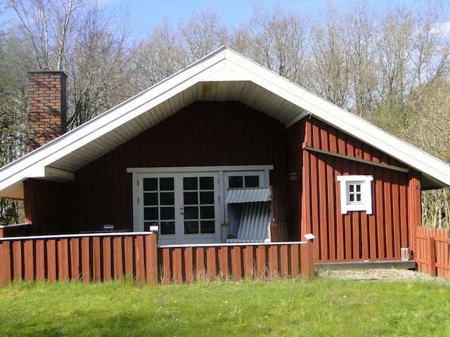 Ferienhaus im skandinavischen Stil - Arrild