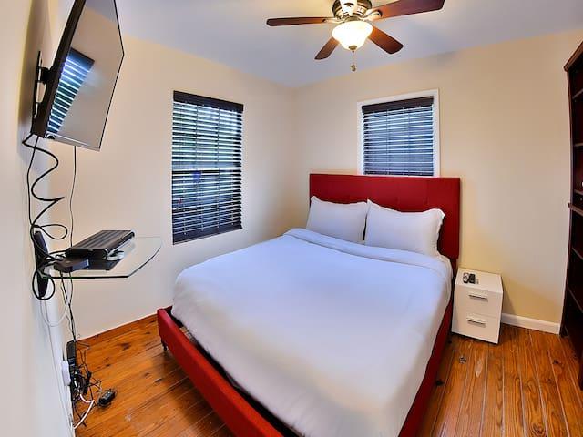 Building 1 - Bedroom