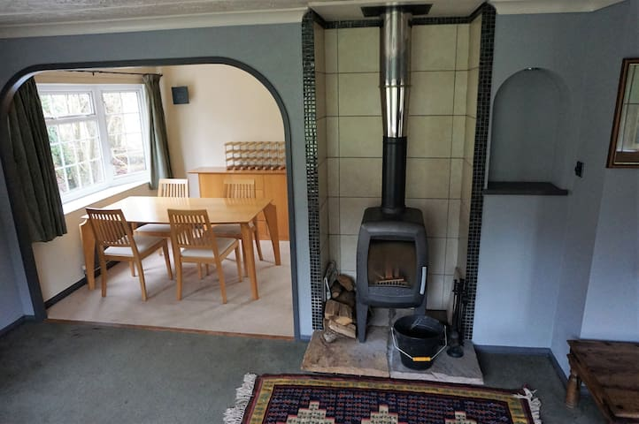 Two bedroom home in a lovely setting