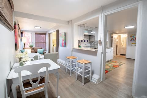 A SOHO vibe within walking distance to Downtown