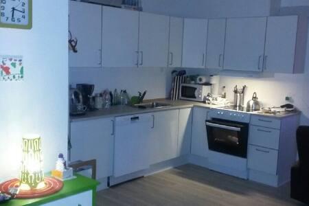 Super skøn lejlighed, i roligt kvarter. - Appartement