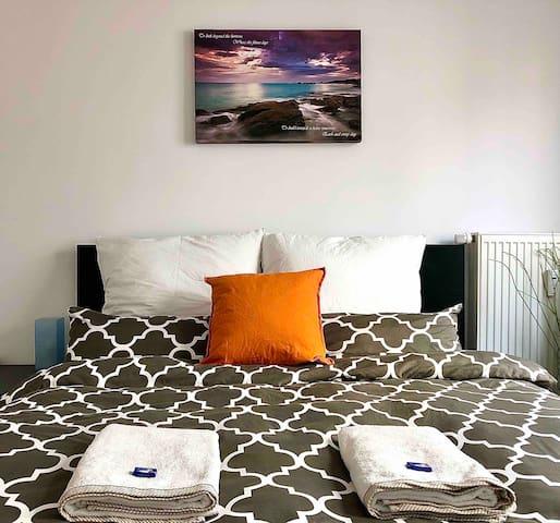 Comfortable stay in Hamburg-Altona
