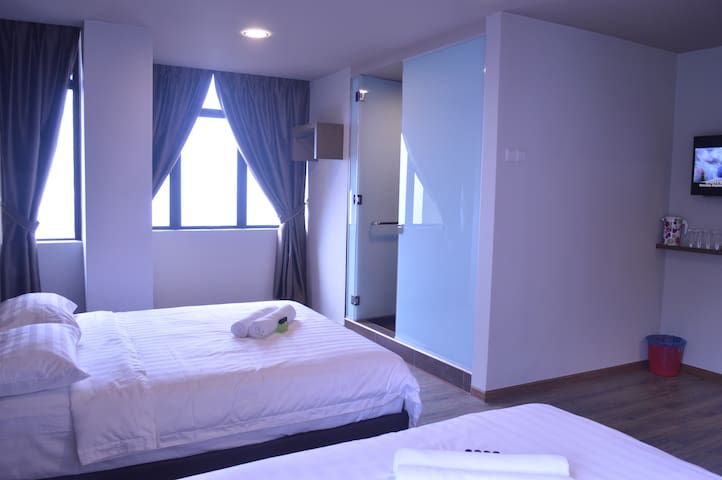 Deluxe Family Room Kayangan Genting Highlands - Genting Highlands - Apartment