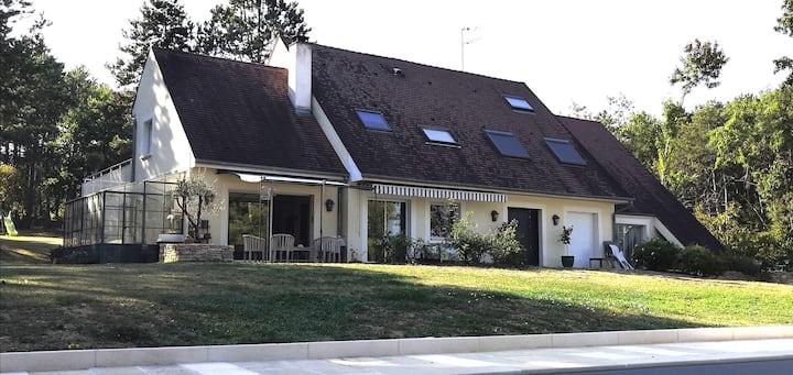 Maison familiale à la montagne de Beaune