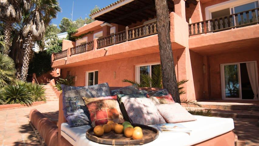 Villa Marsea - sea view North Ibiza