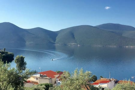 Amazing view A picturesque village - Pigadi