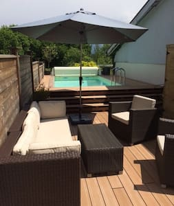 Village House, Swimming Pool, 4 BDR, CERN - Satigny