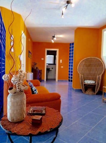 La Taverna dei Colori - Laurino - Wohnung