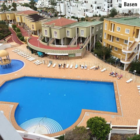 Apartment with a seaview - Costa Adeje - Appartement