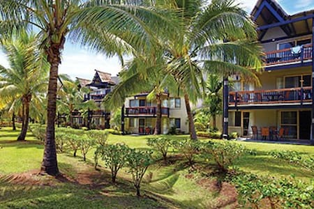 FIJI! 2 BEDROOM CONDO SLEEPS 6 NICE - Condominio