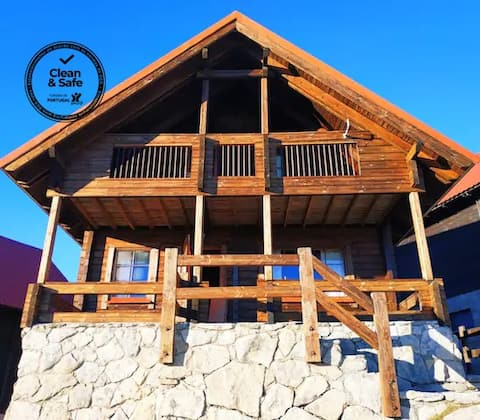 Chalet 52, Serra da Estrela in all its splendor