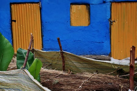 Most Colourful Compound in Lalibela