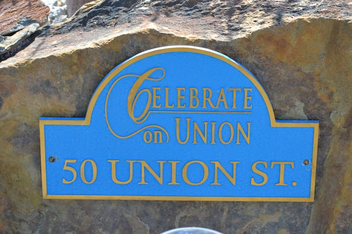 Celebrate on Union - Events/Parties